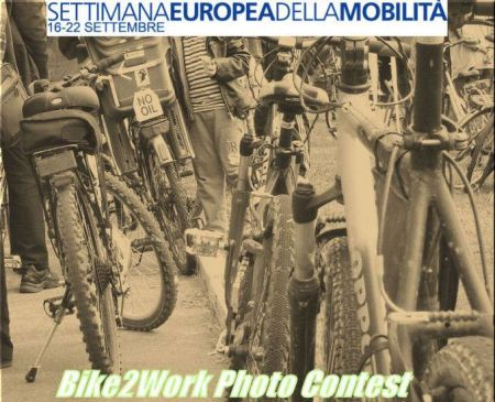 Bike2Work Photo Contest - ROMA